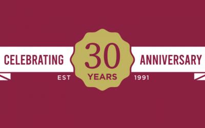 Happy 30th Birthday to us!