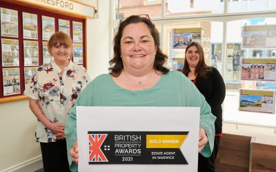 Warwick team strike gold in industry awards